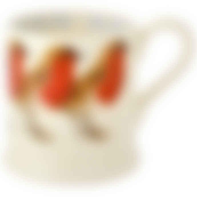 Emma Bridgewater Robin 1/2 Pint Mug