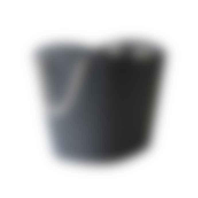 Hachiman Balcolore Storage Basket Small in Grey