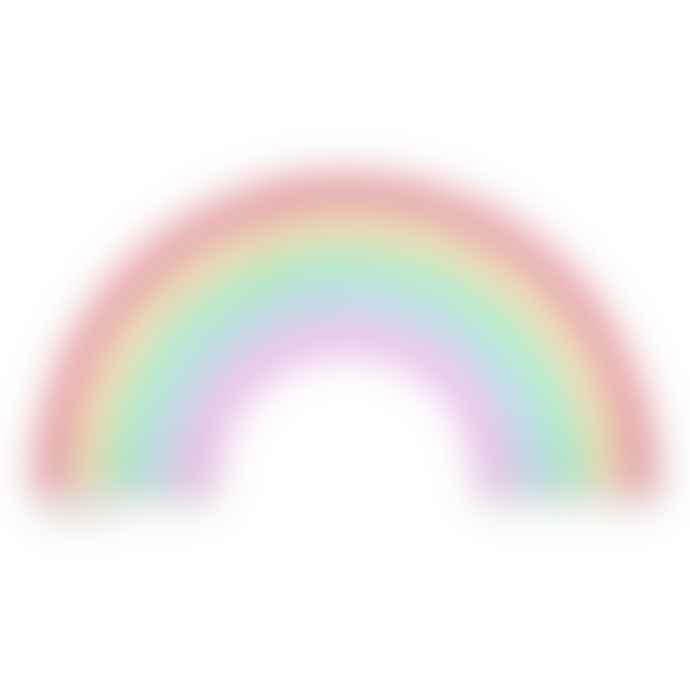 Sunnylife Large LED Neon Rainbow Wall Light