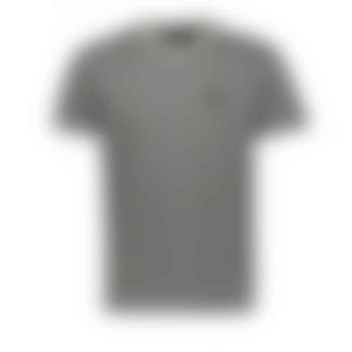 Makia White And Black Verkstadt T Shirt
