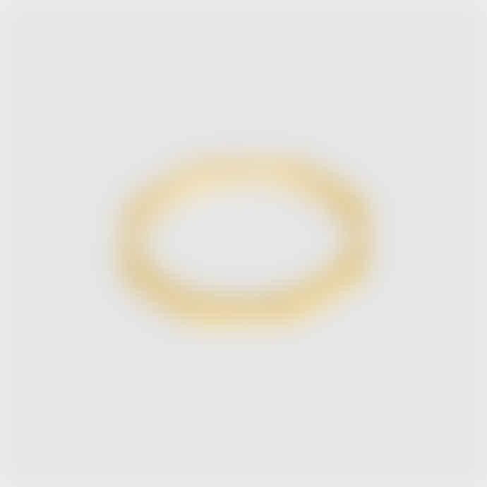 Matthew Calvin Gold Octagon Ring