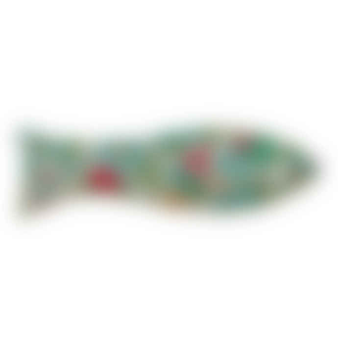 Leaf Green Box of Two Lavender Fish Drawer Fragrance