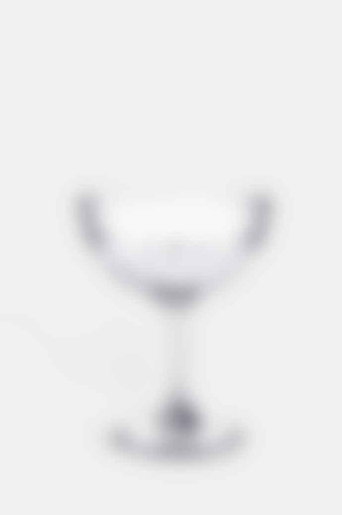 The Vintage List Saucer Set Lens Champagne