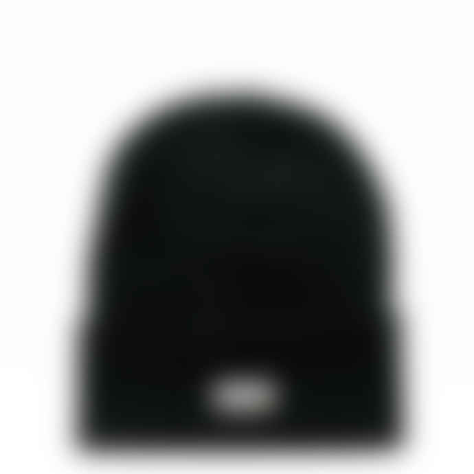 Watershed Brand Black Standard Issue Beanie