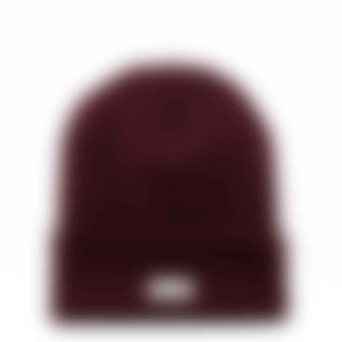 Watershed Brand Burgundy Standard Issue Beanie