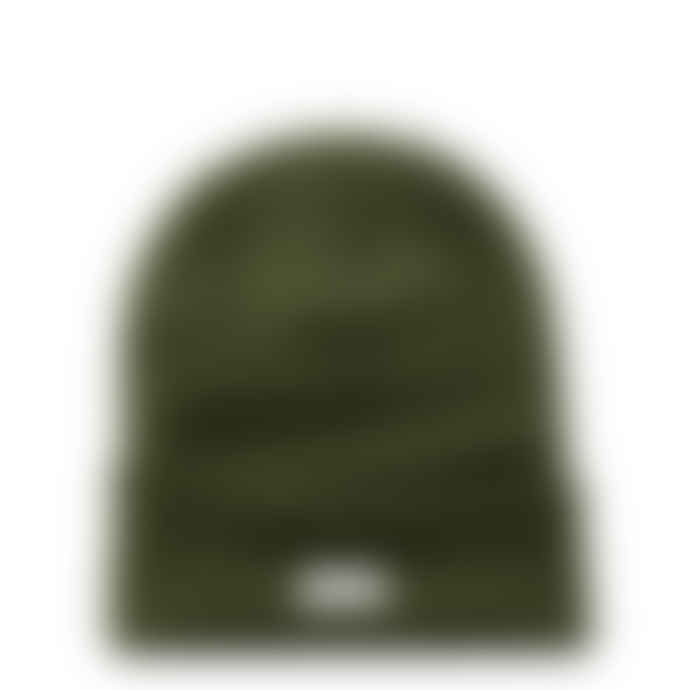 Watershed Brand Olive Standard Issue Beanie