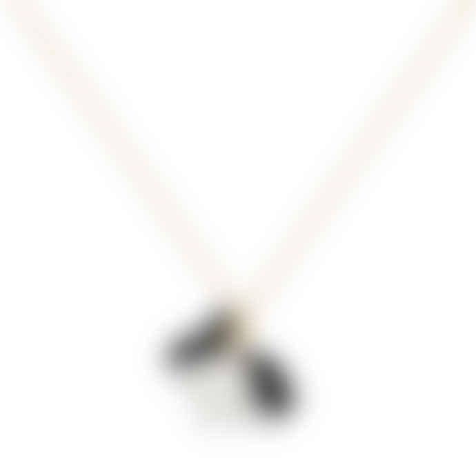 A Mini Penny Miniature Rabbit Necklace