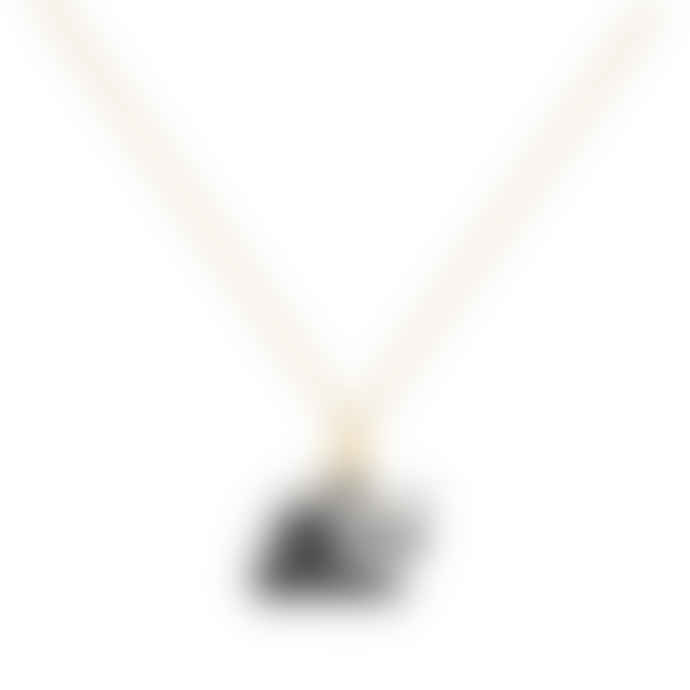 A Mini Penny Miniature Panda Necklace