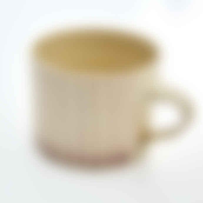 Wonki Ware  Purple Fine Line Mug