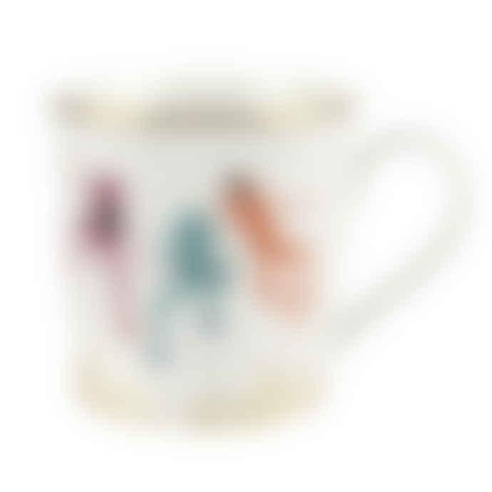 Portmeirion Sara Miller Piccadilly Fine Frogs Mug
