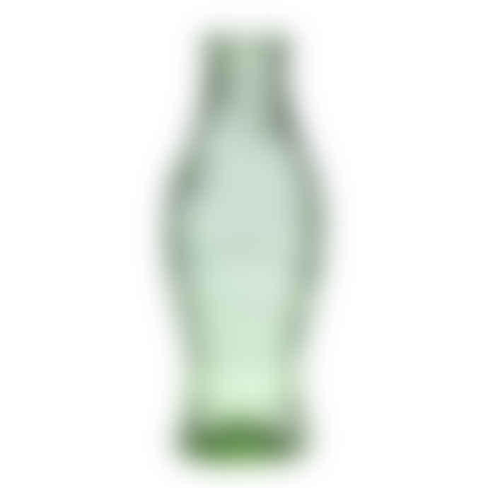 Serax One Liter Transparent Green Fish Bottle