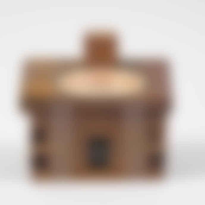 Paine's Log Cabin Incense Burner