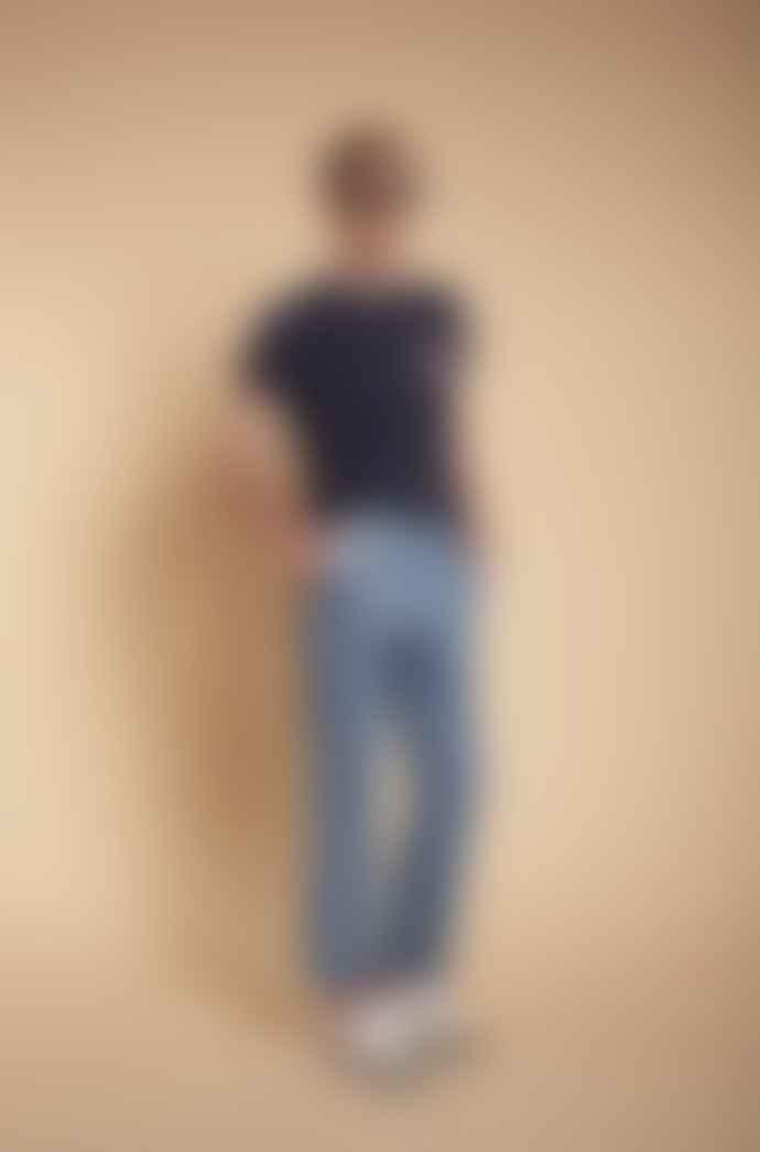 JJ Emlyn Denim Thomas Raw Trousers