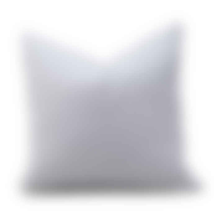 Also Home Silver Grey Stockholm Pillow