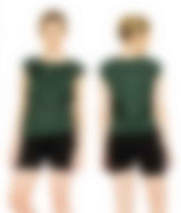 Format TREK Black Canvas Shorts