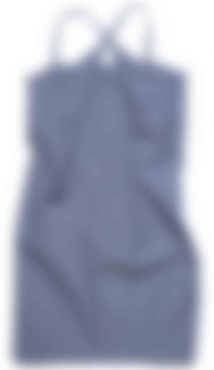 Format PLOT Blue Denim Dress