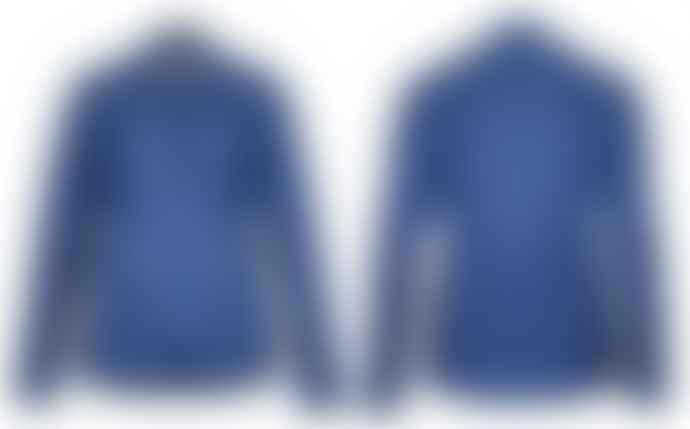 Format TURN Blue Panama Jacket