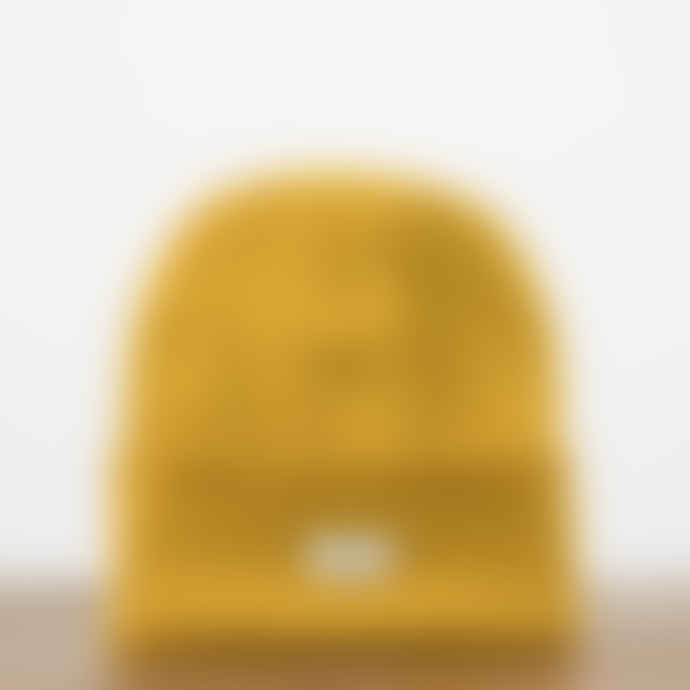 Watershed Brand Mustard Standard Issue Beanie