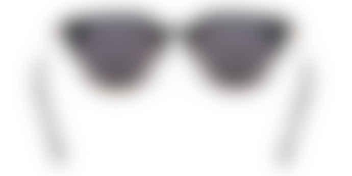 KaiBosh Solid Black Biblio Remix 2 Sunglasses