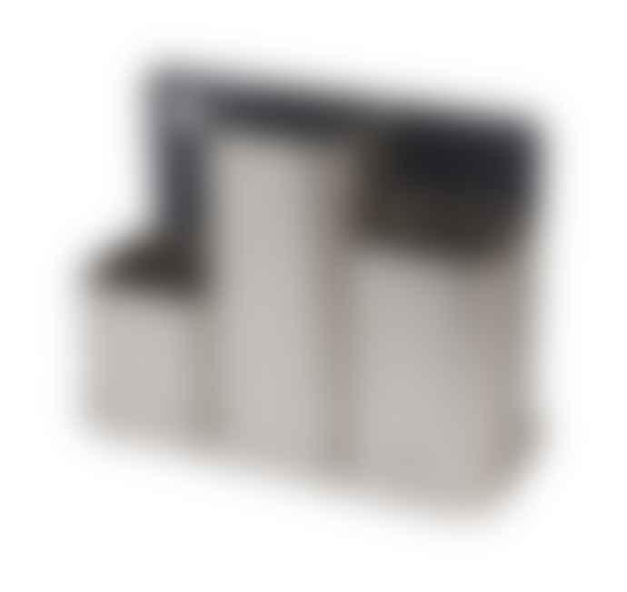Joseph Joseph CounterStore™  Kitchen Worktop Organiser - Silver