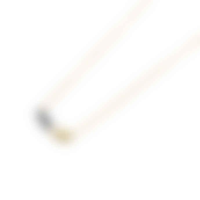 Potipoti Rectangle Pendant Necklace