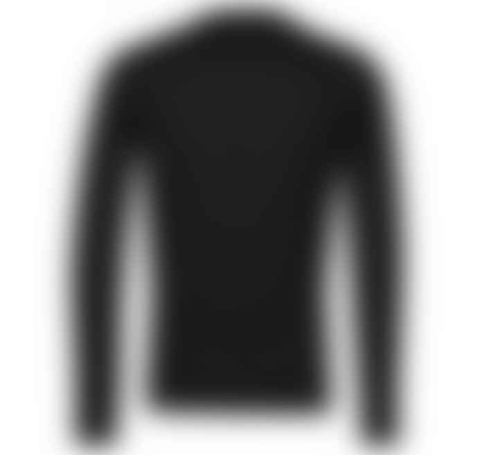 John Smedley Smoke Crew Neck Long Sleeve Hepburn Lundy Pullover