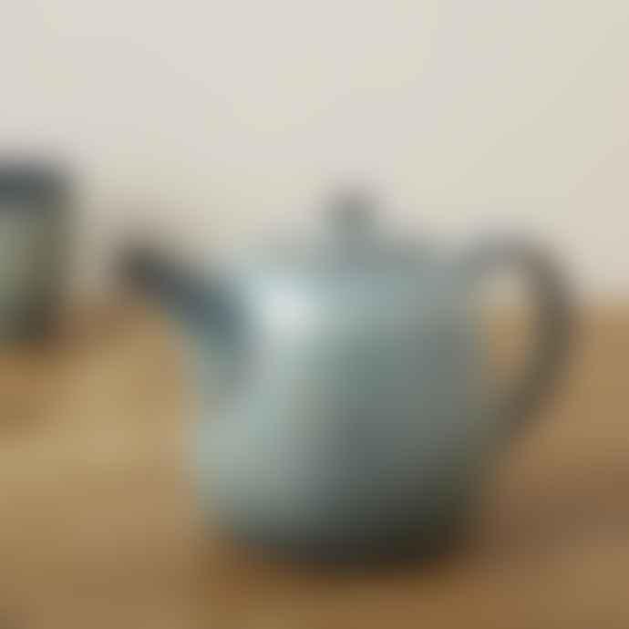 Broste Copenhagen Nordic Sea Stoneware Teapot