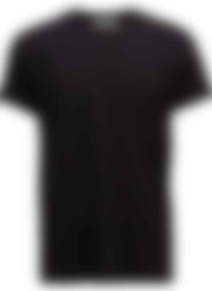 Samsoe & Samsoe Black Kronos T-Shirt