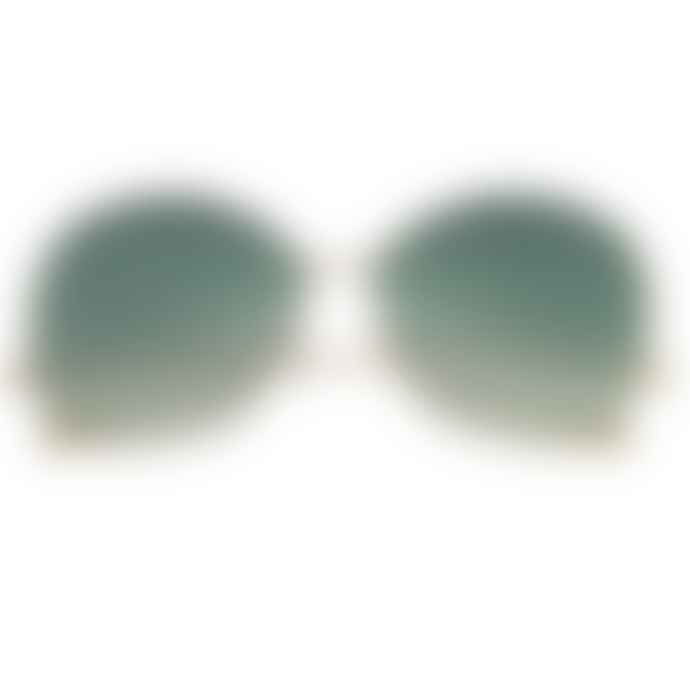 Spectre Sunglasses Green  See You Soon Sunglasses