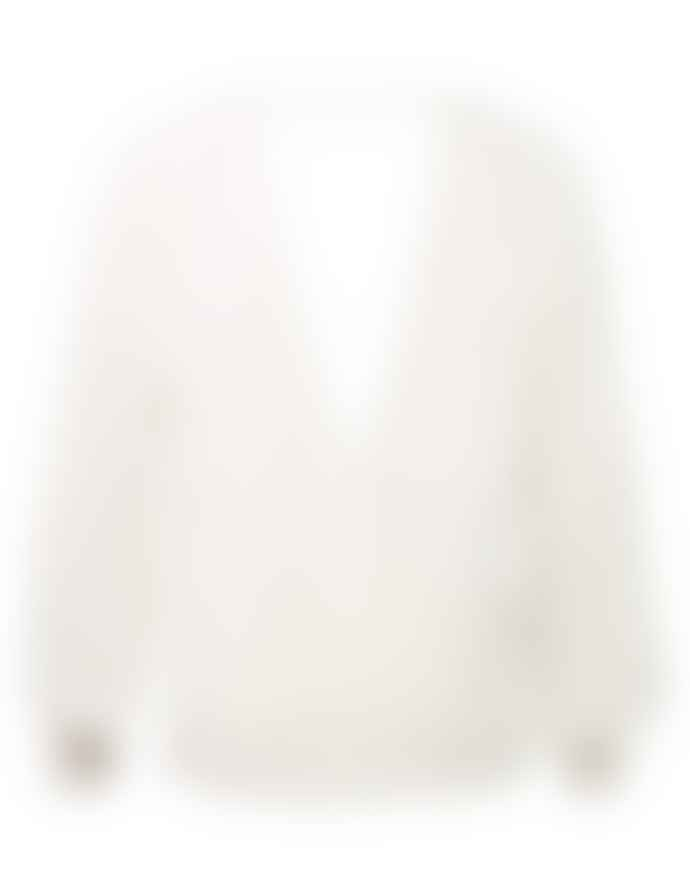 Yaya Open Back Sweater