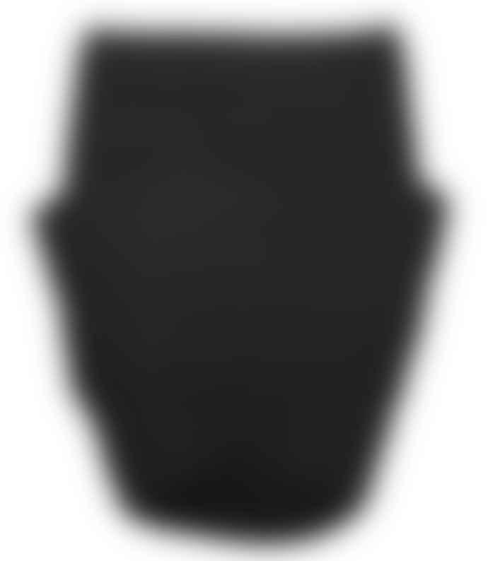 Format ELOT Black Single Skirt