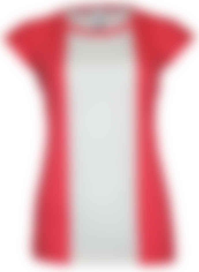Format BASE Rose & Ecru Single Plain T-Shirt