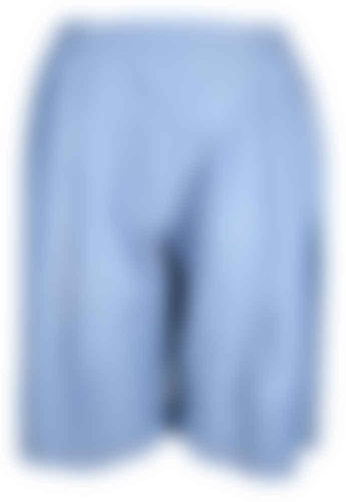 Format COSYII Blue Light Denim unisex Shorts