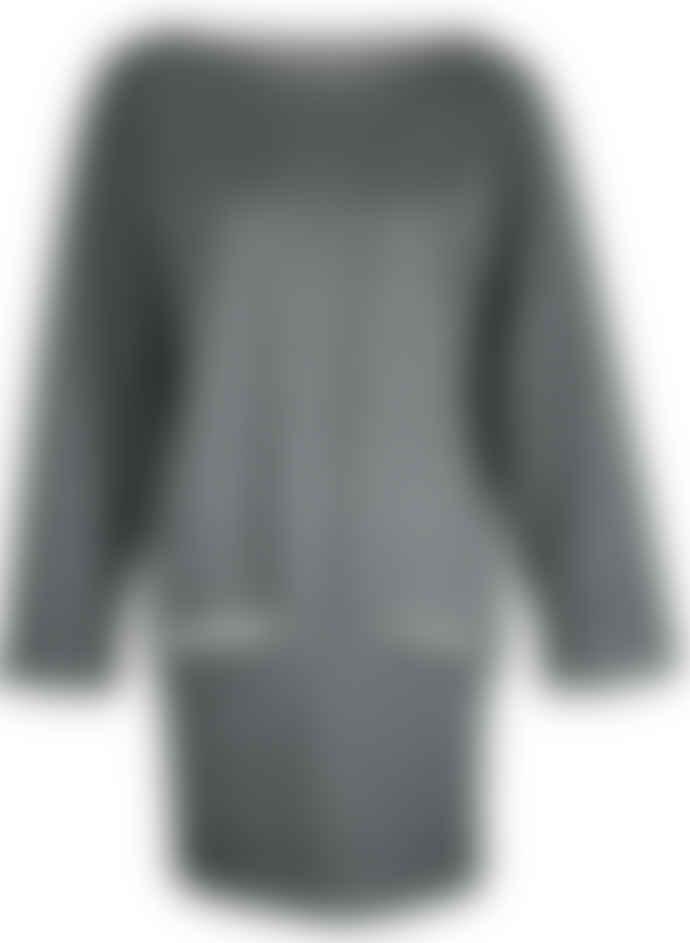 Format DEAR Dark Grey Sweat Dress