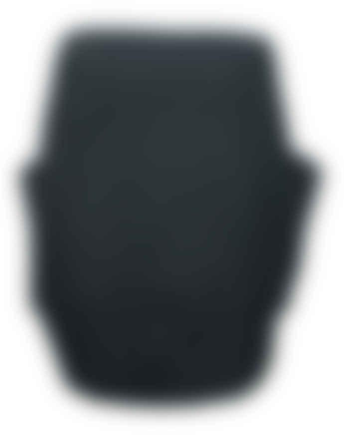 Format ELOT Black Sweat Fluffy Skirt
