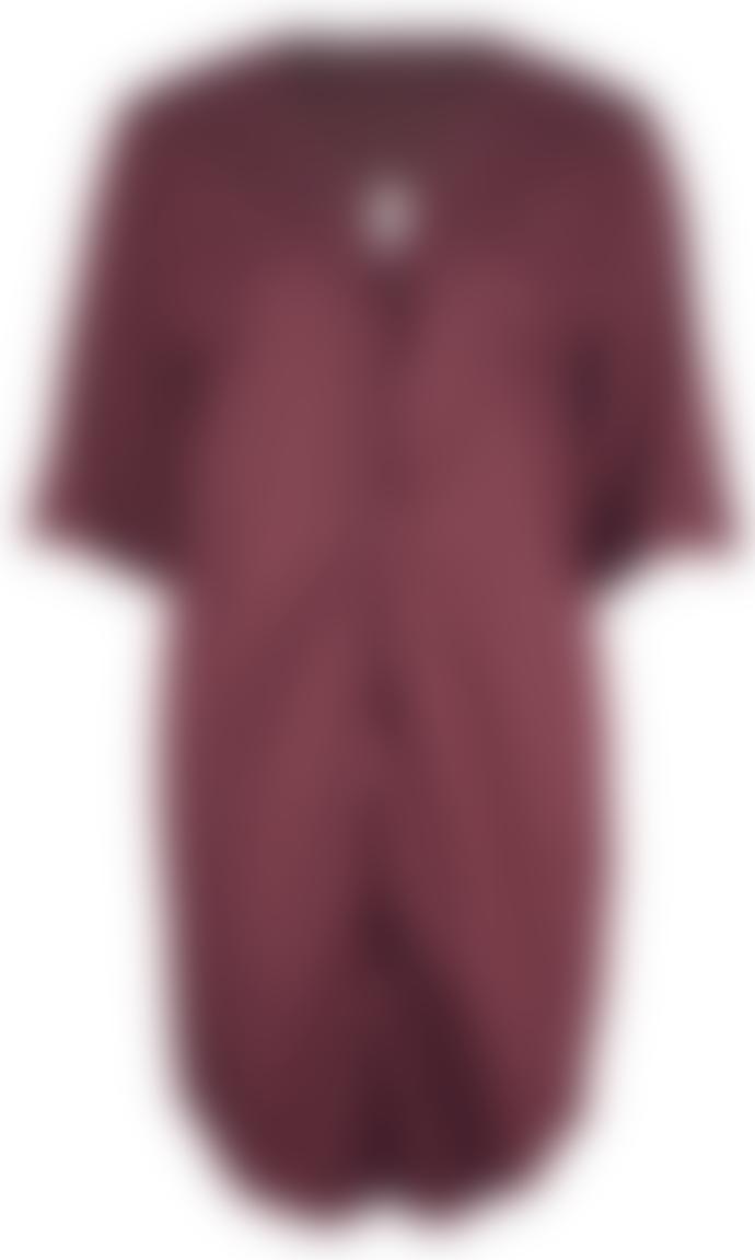 Format ILSE Rust Plain Dress
