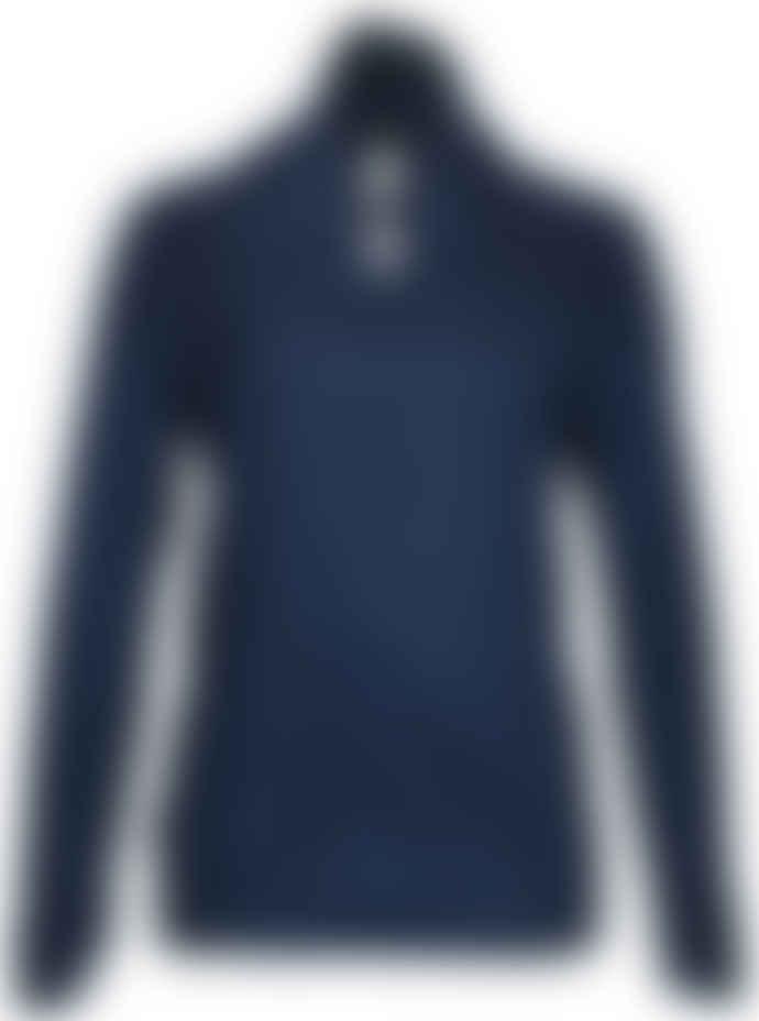 Format POND Dark Blue Sweat Fluffy Sweater