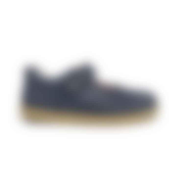 Bobux French Navy Iw Delight Mary Jane Shoe