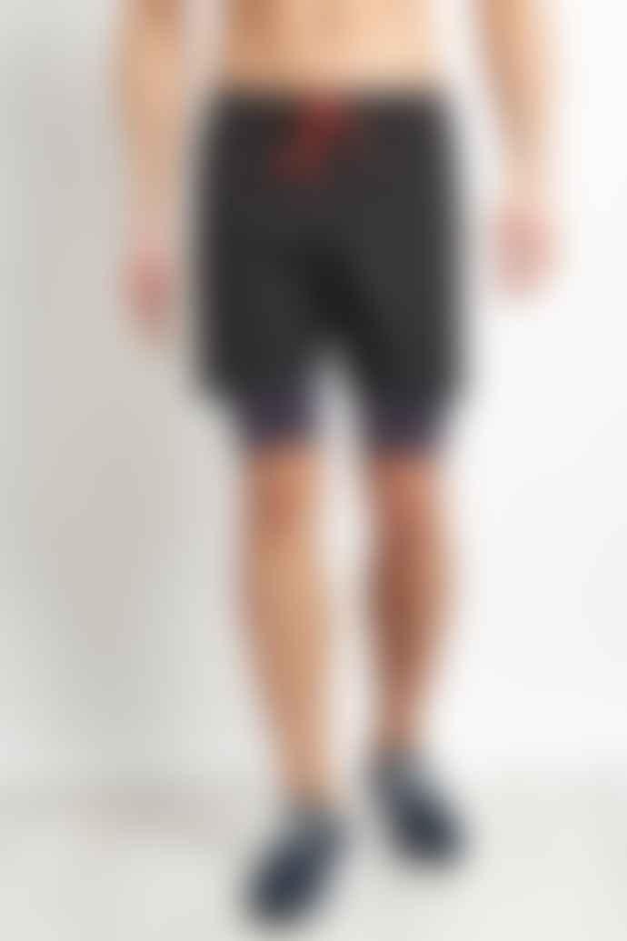 Ashmei Black 2 In 1 Shorts