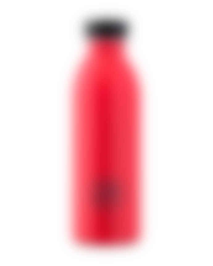 24Bottles 500ml Hot Red Urban Bottle