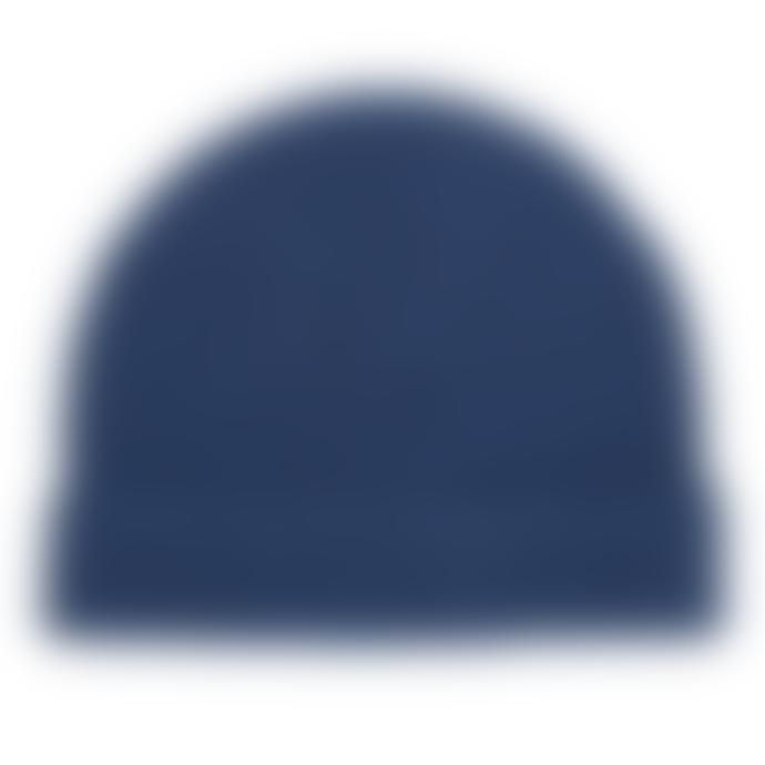 Jennifer Kent Navy Merino Wool Hat
