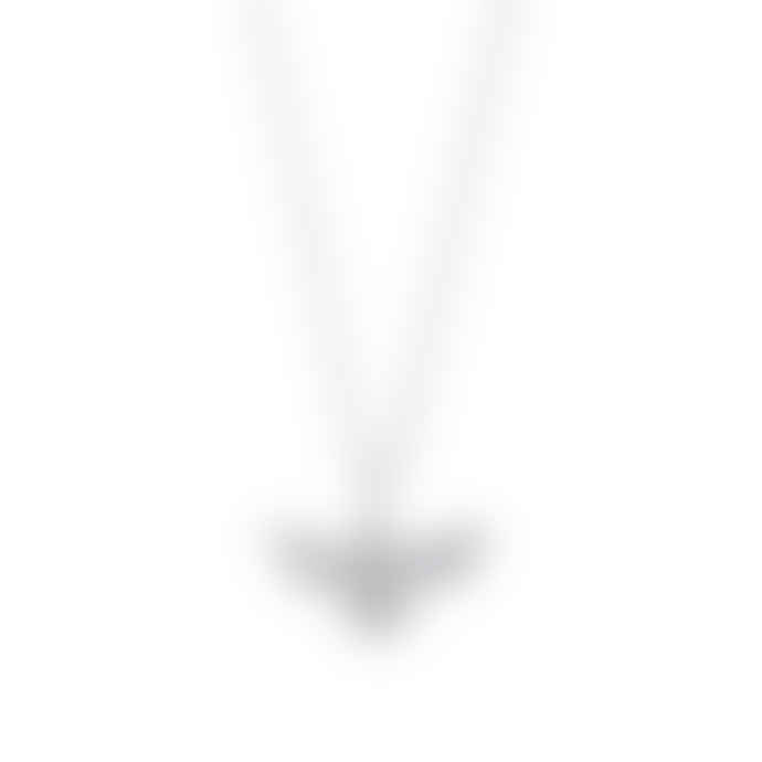Estella Bartlett  Silver Bee Necklace