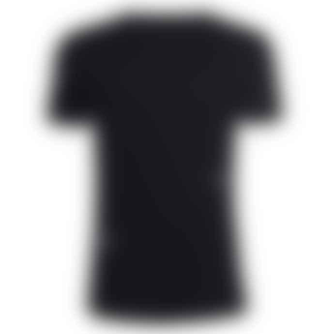 Ingmarson Black Bug Embroidered T Shirt