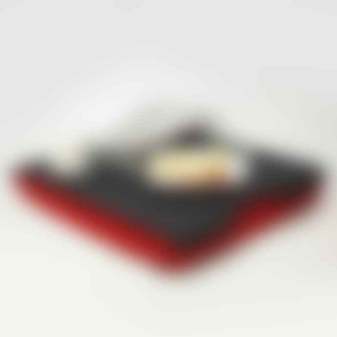 Bosign LapTray Anti Slip Surface & Removable Cotton Cushion in Black/Red