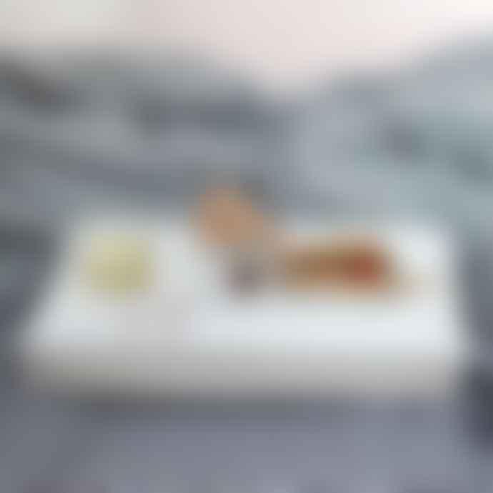 Bosign Mini LapTray Anti Slip Surface & Removable Cotton Cushion in Black/Black