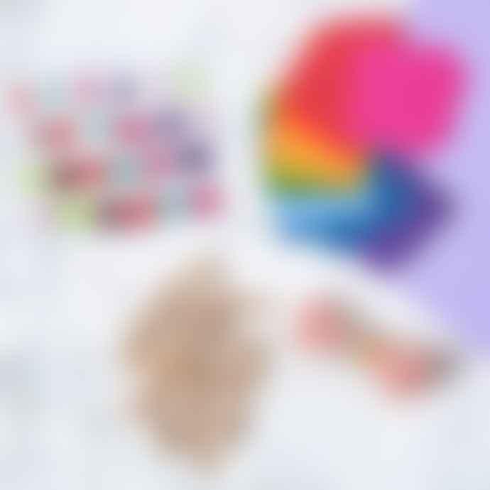 Berylune Mini Colour Pop Envelope Advent Calendar Kit