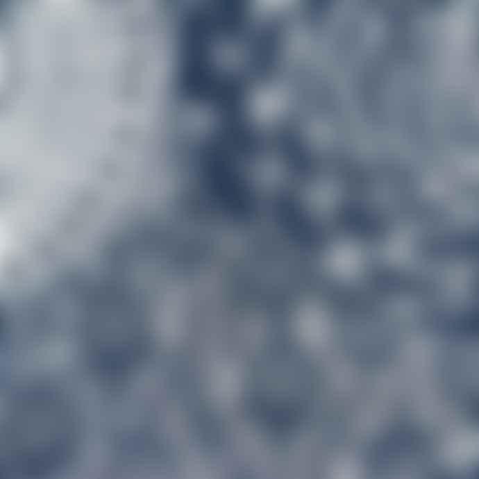 Lapuan Kankurit Blueberry And White Woven Linen Cotton Throw
