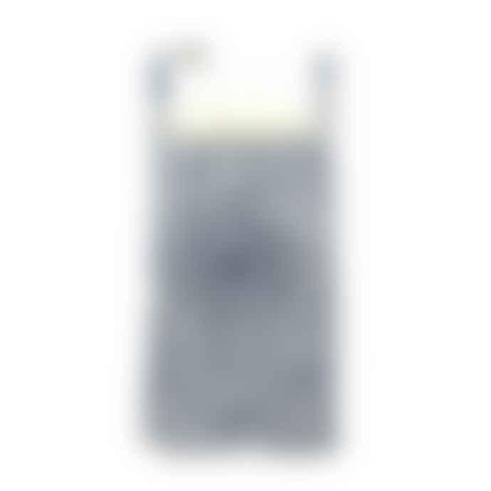 Lapuan Kankurit Blueberry And White Woven Linen Cotton Tea Towel