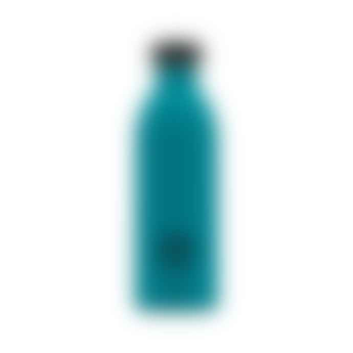 24Bottles 500 Ml Atlantic Bay Green Super Lightweight Urban Water Bottle