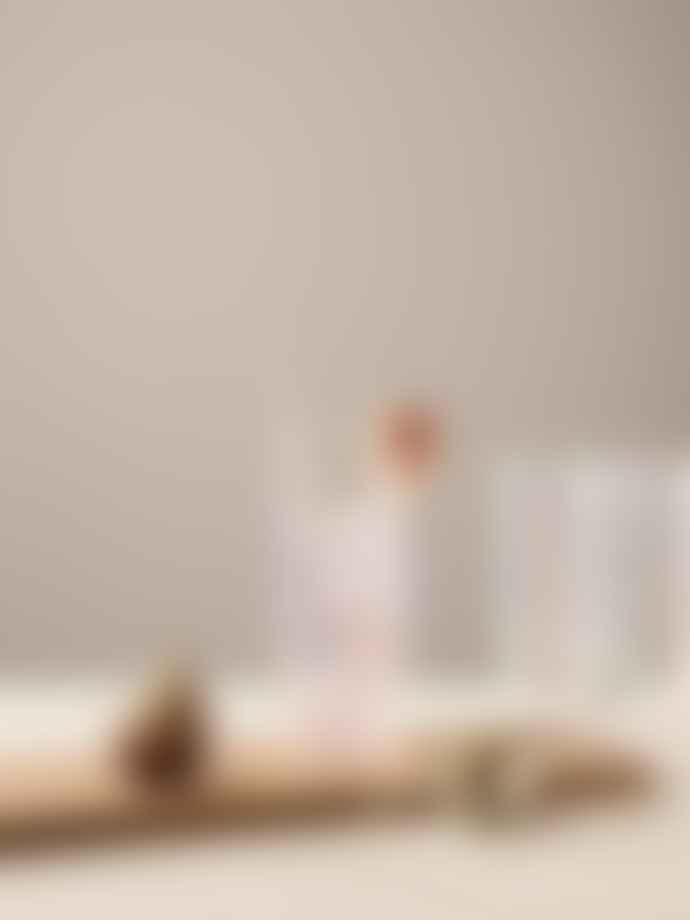Ferm Living Ripple Long Set Of 4 Drink Glasses